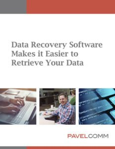 data backup recovery solutions